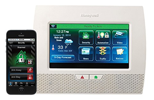 LYNX Touch 7000 Control System by Honeywell full-color WiFi compatible