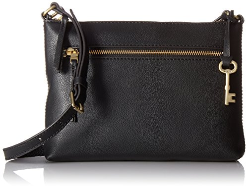 Fossil Black Handbag - 4