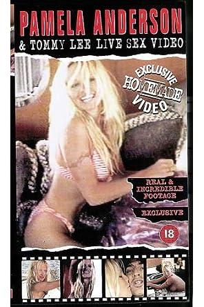 Tommy Lee et PAM Anderson sexe vidéo