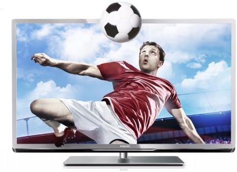 Philips 40PFL5507H/12 - Televisor LED Full HD 40 pulgadas (3D), color plateado: Amazon.es: Electrónica
