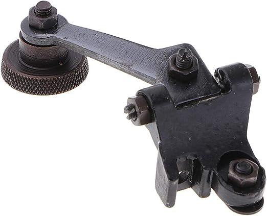 Pie De Prensatelas de Rodillo de Hierro Hemmer Foot 12264 para Máquina De Coser Industrial: Amazon.es: Hogar