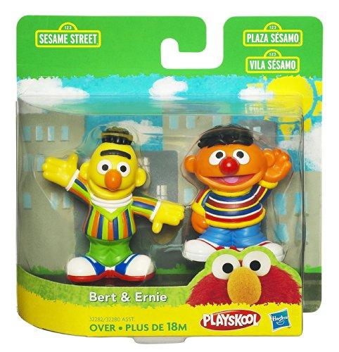 Sesame Street Bert & Ernie 2 Pack Figure Set -