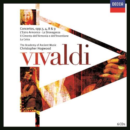 """Vivaldi: 12 Violin Concertos, Op.4 - """"La stravaganza"""" - Concerto No. 7 in G Major, RV 185 - 3. Largo"""