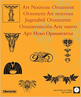 Buy Art Nouveau Ornamentornement Art Nouveaujugendstil Ornamente