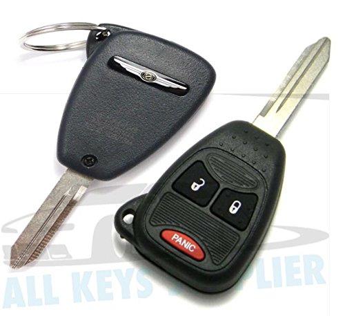 Remote Store 4 Button Oem Jeep/Dodge Keyless Remote Key Oht692713aa