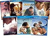 Nicholas Sparks 8-Film Collection Limited Edition - The Notebook/ The Lucky One/ The Choice/ The Longest Ride/ The Best of Me/ Dear John/ If I Stay/ Safe Haven (Blu ray Limited Edition Giftset)