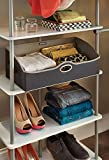 ClosetMaid 31493 Fabric Storage Bin, Large