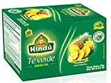 Hindu Green Tea with Pineapple / Te Verde Con Pina 26g (4 packs)