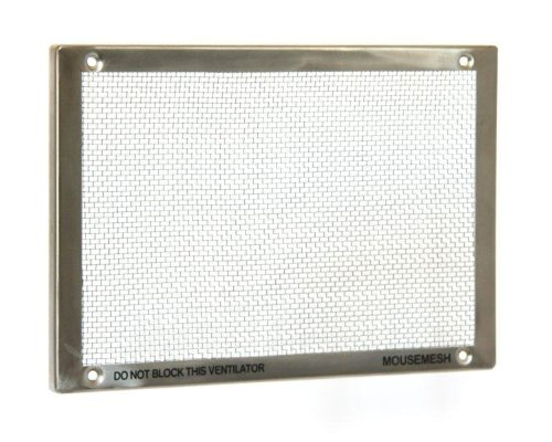 Mousemesh Medium Stainless Steel Pest Proofing Air Brick Vent Cover MOUSEMESH LTD 00107