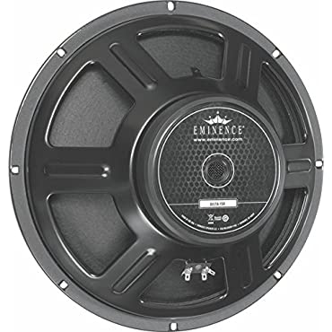 "Eminence American Standard Delta 15A 15"" Speaker Driver, 400 Watts at 8 Ohms"