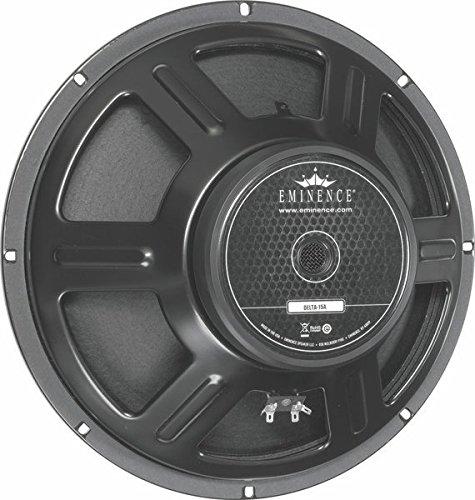 Mid Bass Loudspeaker Driver - Eminence American Standard Delta 15A 15