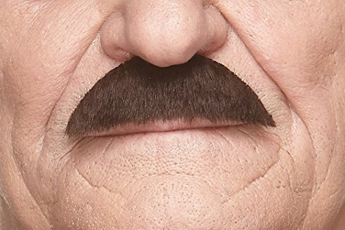 Mustaches Self Adhesive, Novelty, Fake, Value Pack (6pcs.) by Mustaches (Image #4)