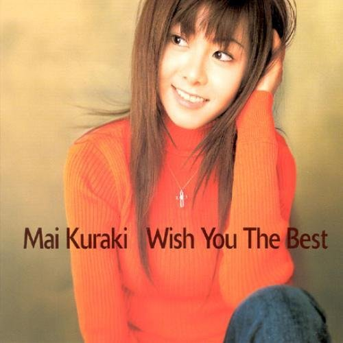 WISH YOU THE BEST [bonus mini-CD, & Special Photo Cards + Photo Collection by KURAKI MAI [Korean Imported] (2007)