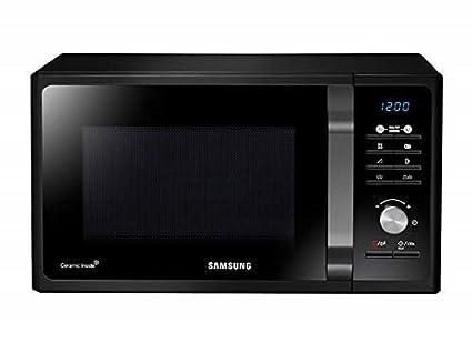 Samsung MG 23F301 TAK - Microondas (230V, 50 Hz, 48,9 cm, 39,2 cm ...