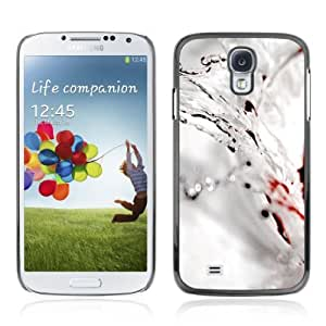 Designer Depo Hard Protection Case for Samsung Galaxy S4 / Water Splash