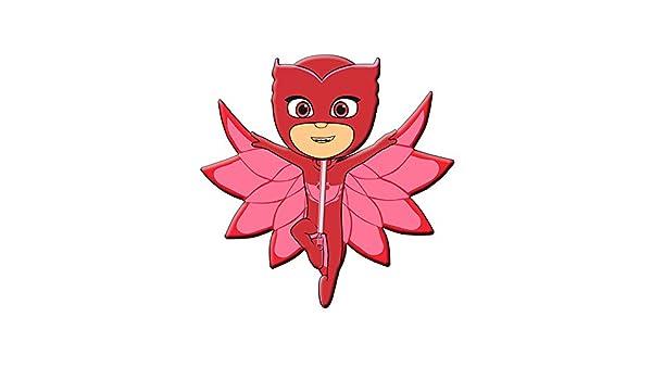 PJ Masks - Portatodo Peluche 3D 22 cm buhita PJ Mask: Amazon.es: Juguetes y juegos