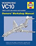 img - for Vickers/BAC VC10 Manual: All models and variants (Haynes Manuals) book / textbook / text book