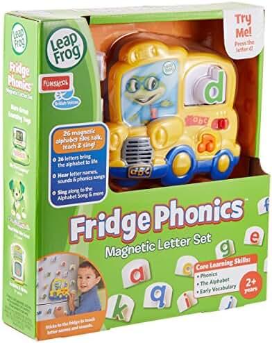 LeapFrog Fridge Phonics Magnetic Letter Set