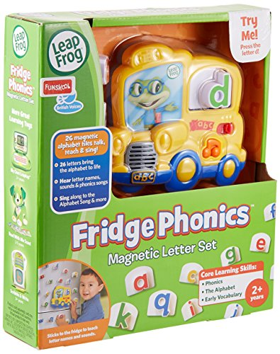 LeapFrog Fridge Phonics Enthralling Letter Set