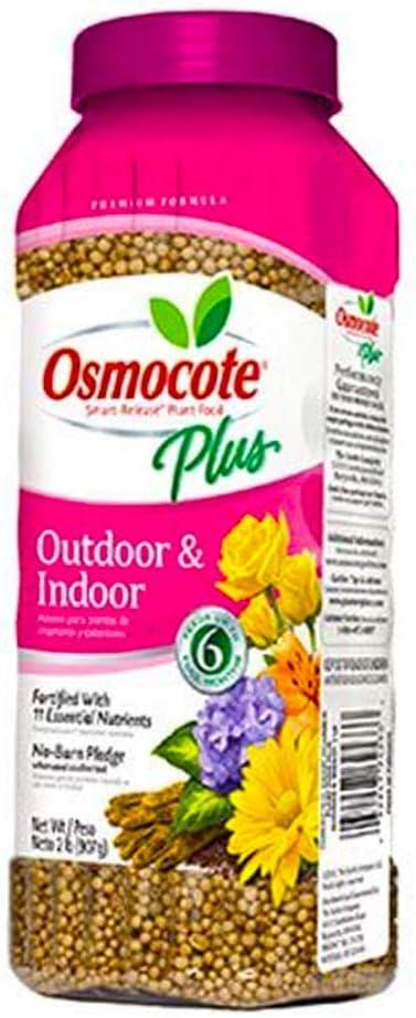 2 LB, Smart-Release Plant Food Plus Outdoor & Indoor, 3.65 x 2.5 x 8.9 inches