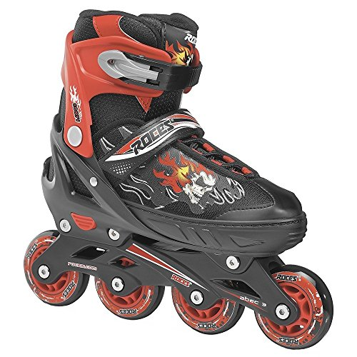 Roces 400808 Men's Model Compy 6.0 Adjustable Inline Skate