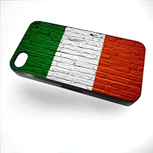 Case for iPhone 5 / 5S with Flag of Ireland - Bricks