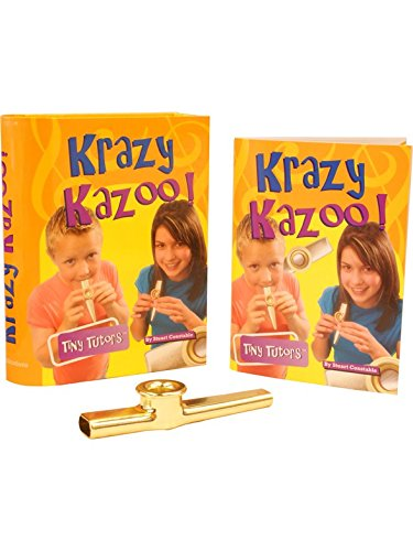 Tiny Tutors: Krazy Kazoo. Mirliton/Zwiebelflöte Wise Publications