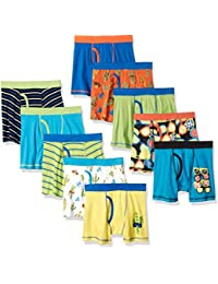 TMNT Boys Boxer Briefs 2 Pack Size Small 6-7 Moisture Wicking NEW
