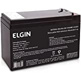 Bateria Selada de Chumbo VRLA 12V 7AH 82293 Elgin