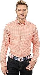 Vineyard Vines Men's Bay Road Gingham Slim Tucker Shirt