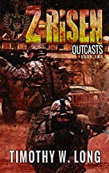 OUTCASTS: A Military Zombie Thriller Series (Z-Risen Book 2)