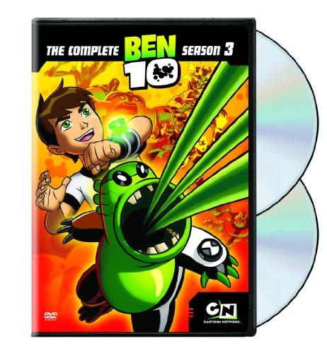 Ben 10: The Complete Season 3 (Ben 10 Series)