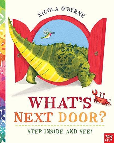 FREE What's Next Door?<br />[P.P.T]