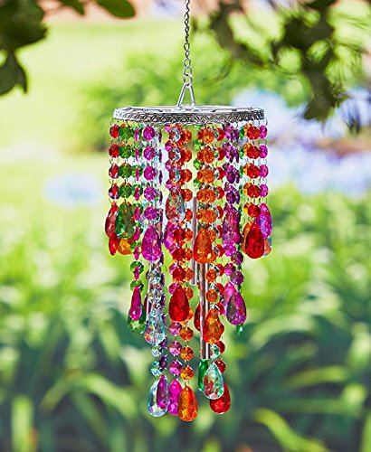 - Chandelier Wind Chimes Multi-Color