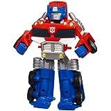 Transformers Rescue Bots Playskool Heroes Optimus Prime Figure