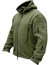 TACVASEN® Men's Tactical Fleece Jacket