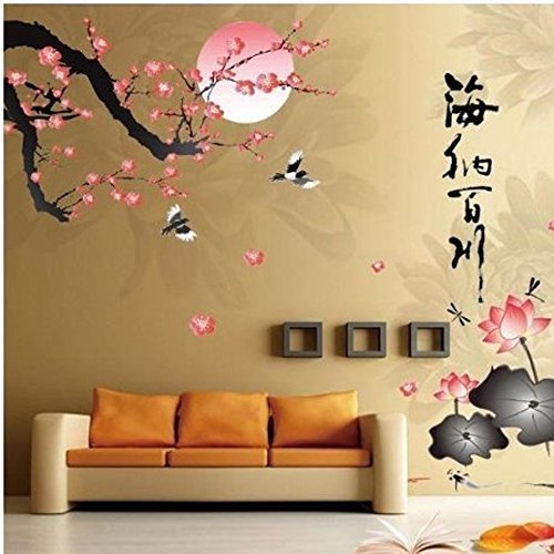 Flexzion-DIY-Wall-Sticker-Removable-Colorful-Animals-Flower-Tree-Art-Decal-Home-Decor-for-Nursery-Kids-Children-Mural-Living-Room
