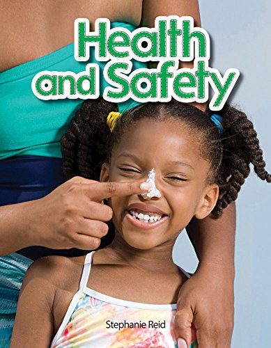 Health and Safety Lap Book (Literacy, Language, and Learning) by Brand: Teacher Created Materials