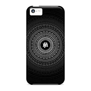 Fashionable DGp1011ArPc Iphone 5c Cases Covers For Circles Protective Cases