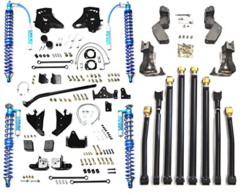 Coilover Long Arm - EVO-202 DoubleD PRO JK