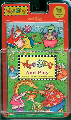 Wee Sing and Play (Book & CD) by Price Stern Sloan