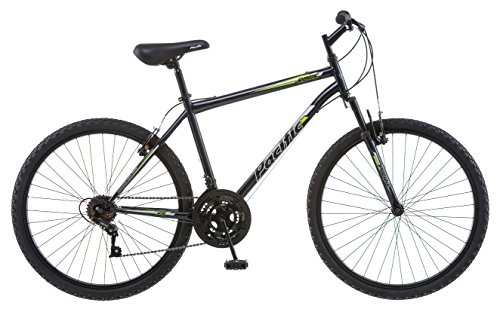 Pacific Men's Rook Mountain Bike, 18-Inch/Medium