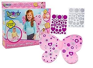 Kidoozie Princess Fairy Wings Toy
