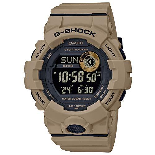 G-Shock Men's GBD800UC-5 Brown One Size