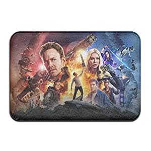 Sharknado 4 The 4th Awakens Rectangle Outdoor Doormat