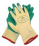 Tool Grips Garden Gloves, Green, X-Small