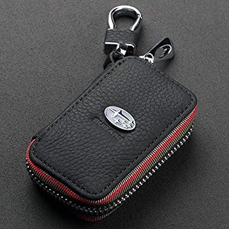 Amazon.com: JSMAZ - Llavero de piel con logotipo para coche ...