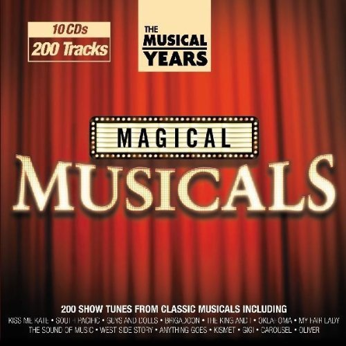CD : VARIOUS ARTISTS - Musical Years /  Various (United Kingdom - Import)