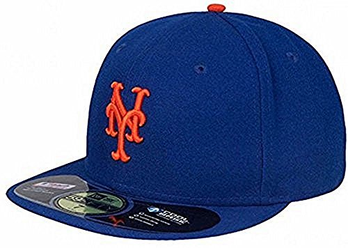 New Era 59fifty Mlb Hats - New Era 59FIFTY York Mets MLB 2017 Authentic Collection On-Field Game Fitted Hat Size 7 5/8