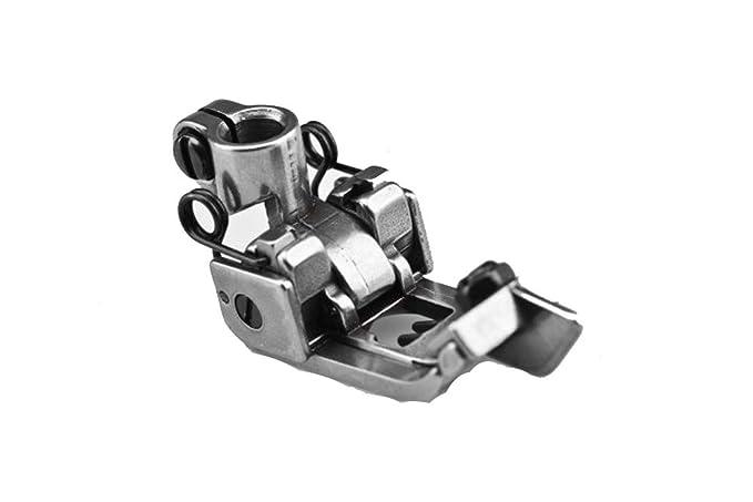 Pegasus prensatela de máquina de coser piezas de pie 257468 - 5,6 mm ajustable para máquina de coser prensatelas para W500: Amazon.es: Hogar